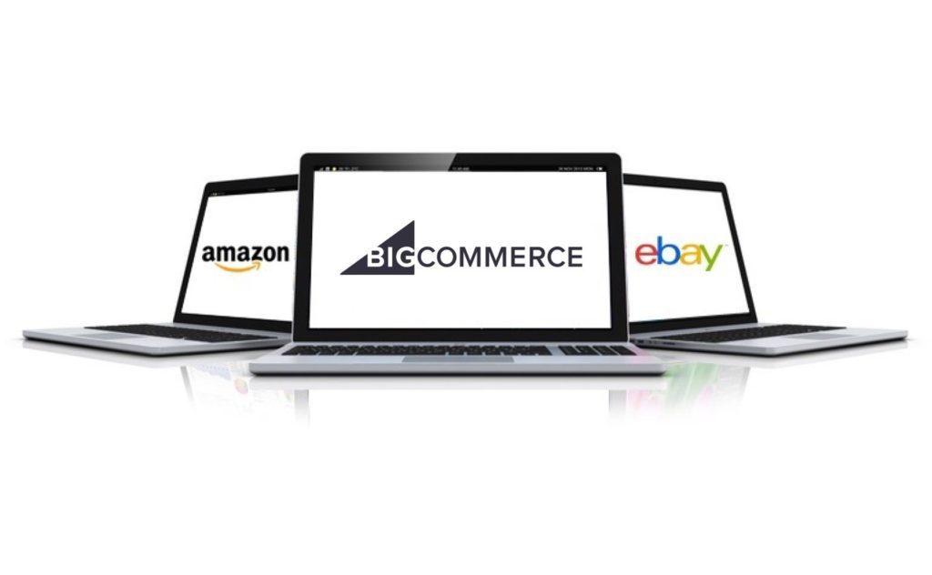 BigCommerce integration Ebay and Amazon