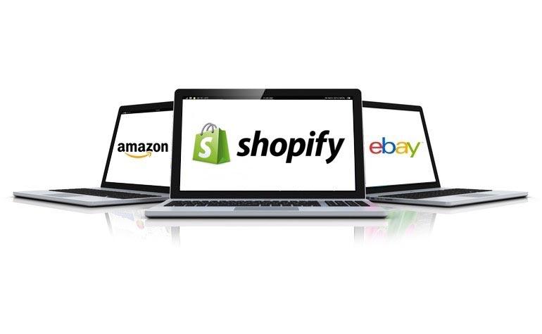 Shopify-Ebay-Amazon