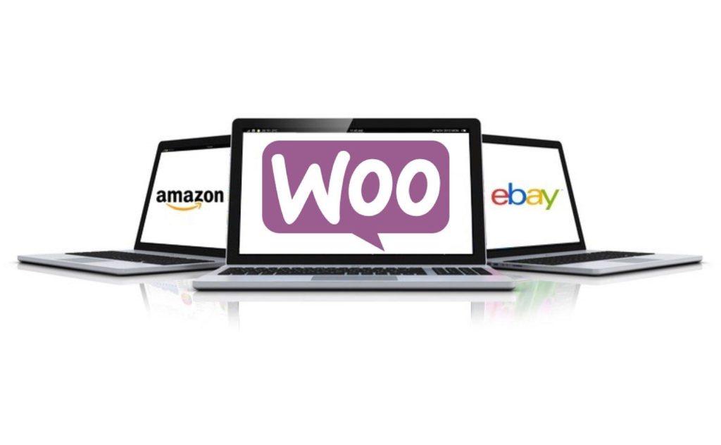 Ebay Amazon Woocommerce integration