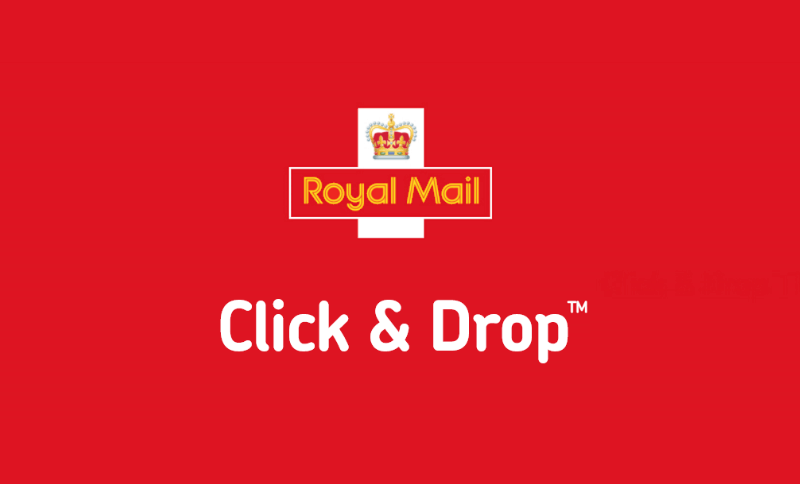 royal mail delivery click and drop