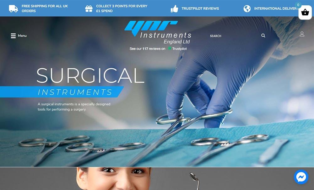 ynr web design